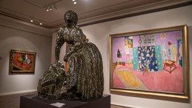 Постоянная экспозиция Галереи искусства стран Европы и Америки XIX–XX веков