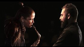 «Sky Walk»: Анна Королева и Тони Карапетян