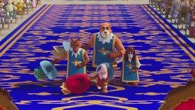 Три мушкетера / D'Artacán y los tres Mosqueperros