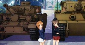 «Девушки и танки»