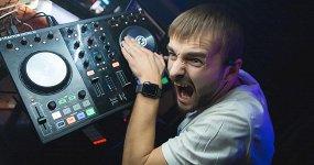 «Горячая суббота»: DJs Dyxanin, Loboykoff