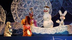 Волшебные снежинки