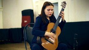 «Виртуозы гитары»: Вера Данилина