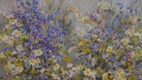 Живописная поэма о цветах