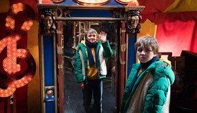 Волшебное зеркало, или Двойные неприятности