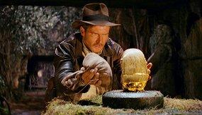 Индиана Джонс в поисках потерянного ковчега