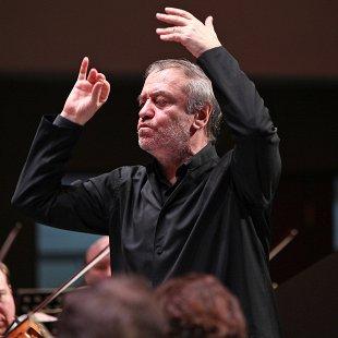 Симфонический оркестр Мариинского театра. Дирижер Валерий Гергиев