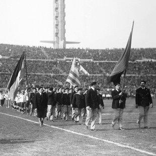 Первый Чемпионат мира по футболу. 1930-й год