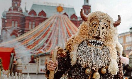 Подвижные игры, сказочные спектакли и самые вкусные блины: чем заняться на «Московской Масленице» на длинных выходных