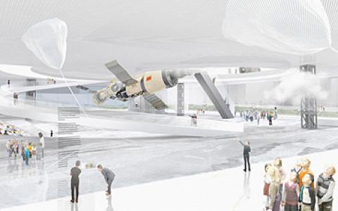 Как будет выглядеть Музейно-просветительский центр Политеха