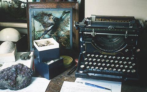 Как работают над своими книгами писатели-ретрограды