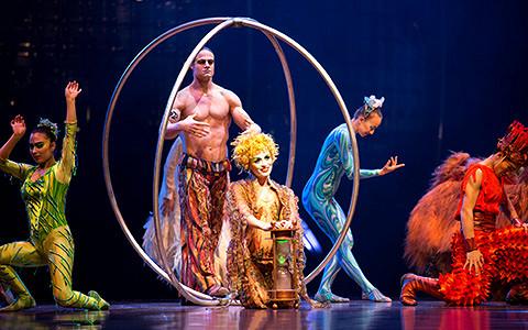 Что происходит за кулисами Cirque du Soleil