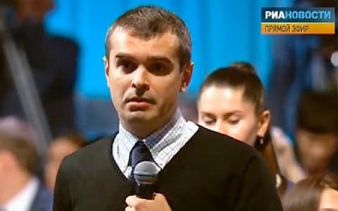Александр Колесниченко о том, как он усыновил ребенка в России
