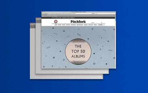 Pitchfork, The Wire, NME, Rolling Stone и другие списки лучших альбомов года