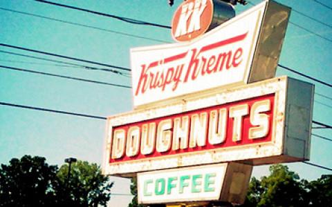 Greenberry на Большой Полянке, «Чайная высота» в парке Горького, уже скоро откроется Krispy Kreme
