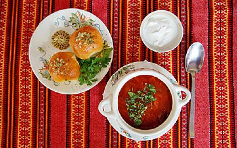 Украинские и белорусские рестораны