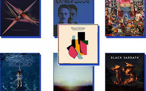 Black Sabbath, Boards of Canada, Джон Хопкинс, Mount Kimbie и другие