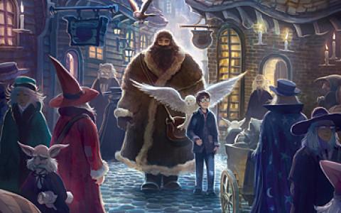 Кинг по-русски, Гарри Поттер в новом свете, 50 стихов Киплинга