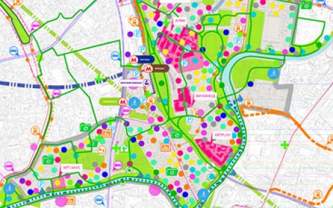 Идеологи арт-квартала в районе «Курской» образовали союз, «Винзавод» займется детскими садами и другие городские новости
