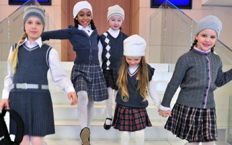 Школьная форма разных стран глазами ученицы