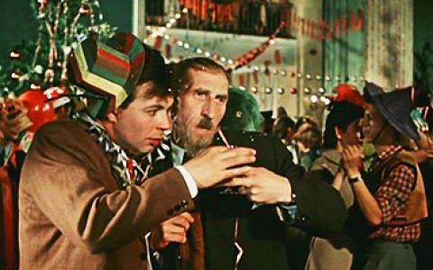 Лучшие новогодние вечеринки города