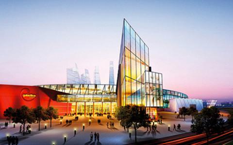 Новые аттракционы, концертная арена и аквапарк