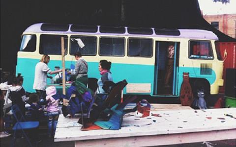 На «Флаконе» открылась станция Kidscando