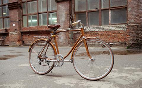 Мастерская ретровелосипедов The Viter