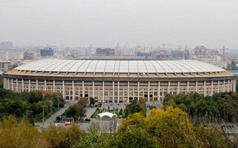 Большую спортивную арену снесут, на территории комплекса построят отели и другие здания