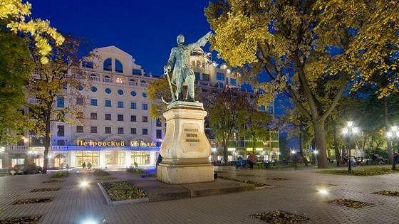 Вечерний Воронеж