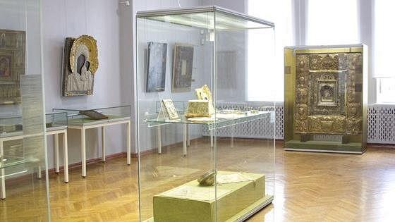 Чудотворный Казанский образ Богоматери. История Казанского Богородицкого монастыря