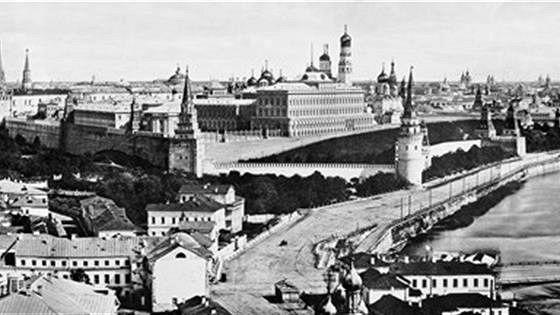 Москва — история и современность