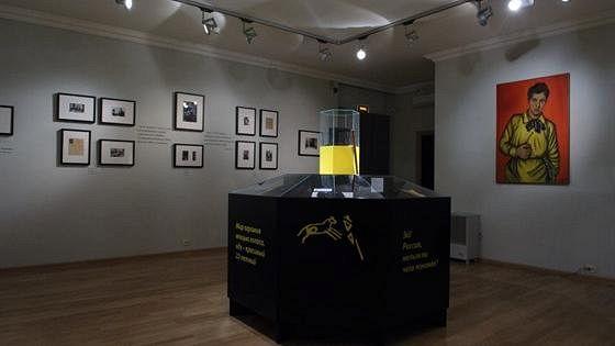 Домик Чехова (Филиал выставочного зала «Новый Манеж»)