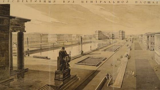 Кузница большой архитектуры. Советские конкурсы 1920–1950-х