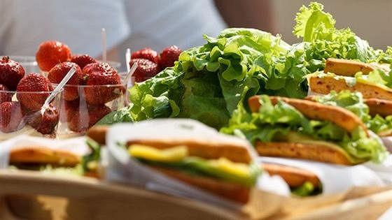 Фестиваль еды «Вкус здоровья»