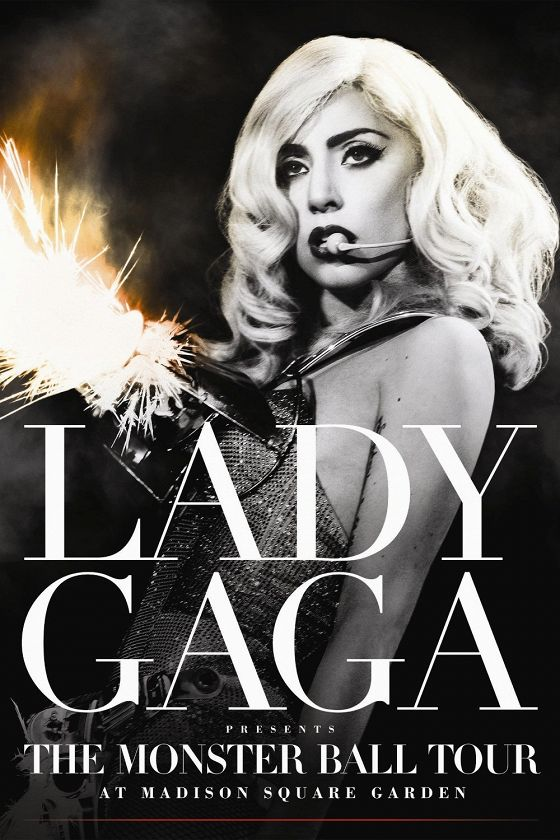 Леди Гага представляет: The Monster Ball Tour (Lady Gaga Presents: The Monster Ball Tour at Madison Square Garden)
