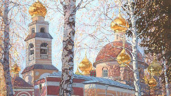 Сергей Куприянов. Тихая моя Россия