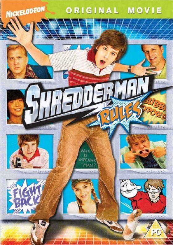 Правила Шредермана (Shredderman Rules)