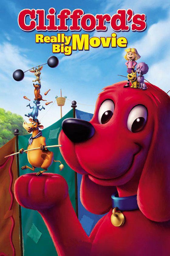 Клиффорд (Clifford's Really Big Movie)