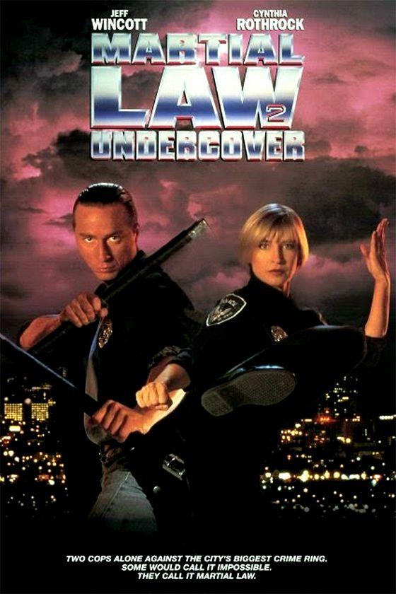 Комендантский час-2 (Martial Law II: Undercover)