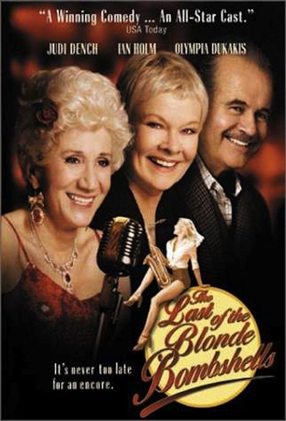 Последняя из блондинок-красоток (The Last of the Blonde Bombshells)