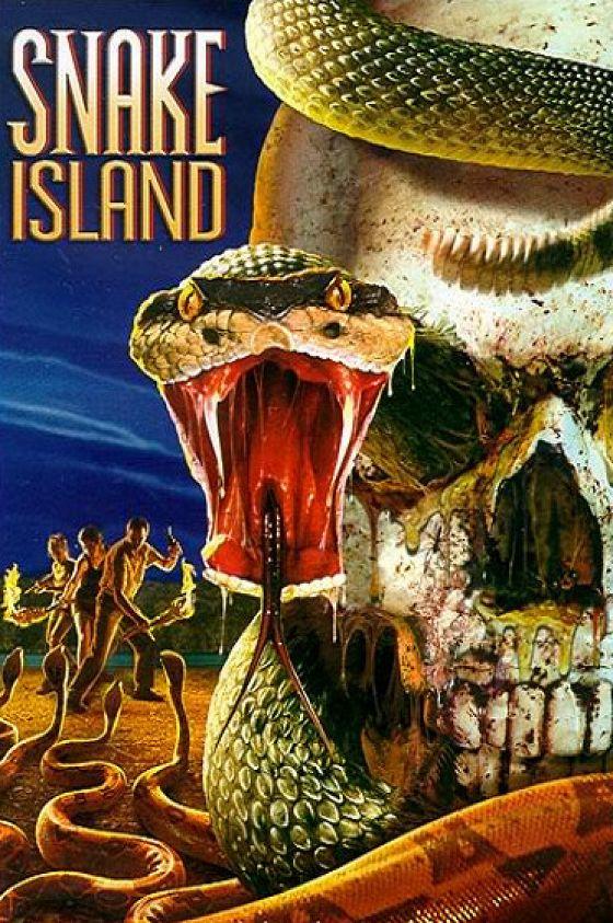 Остров змей (Snake Island)