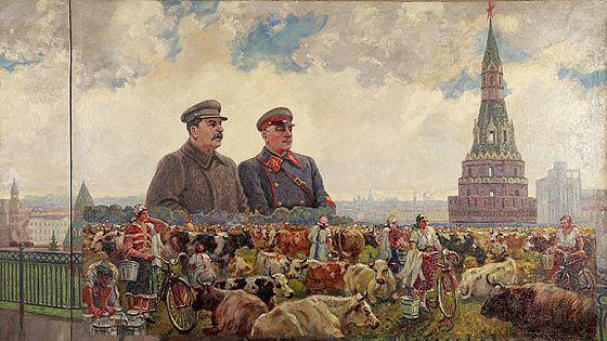 Александр Герасимов. К 135-летию художника