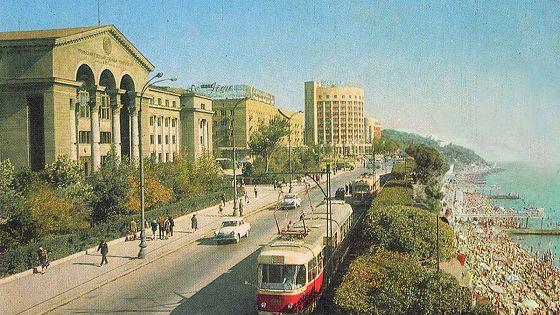 Денис Тарасов. Екатеринбург — порт шести морей