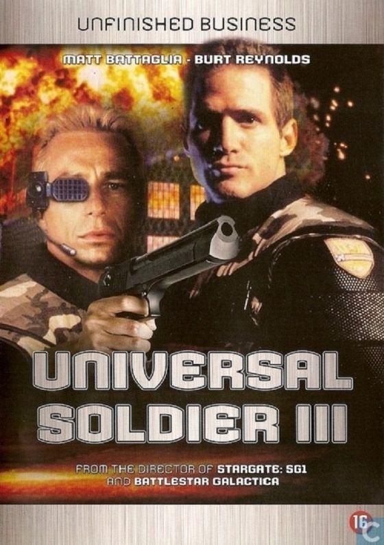 Универсальный солдат-3: Снова в деле (Universal Soldier III: Unfinished Business )