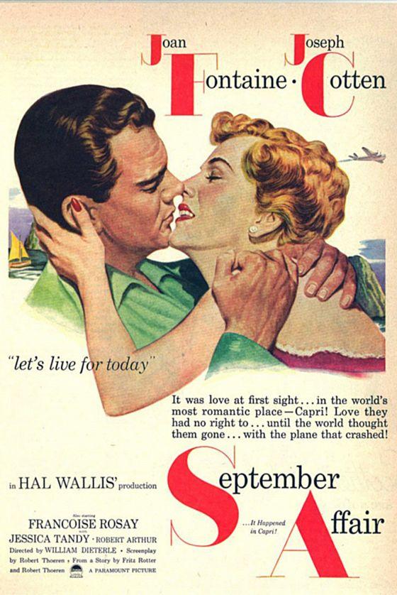 Сентябрьская афера (September Affair)