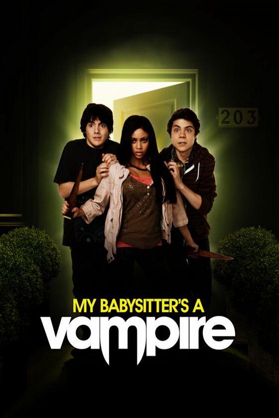 Моя няня — вампир (My Babysitter's a Vampire)