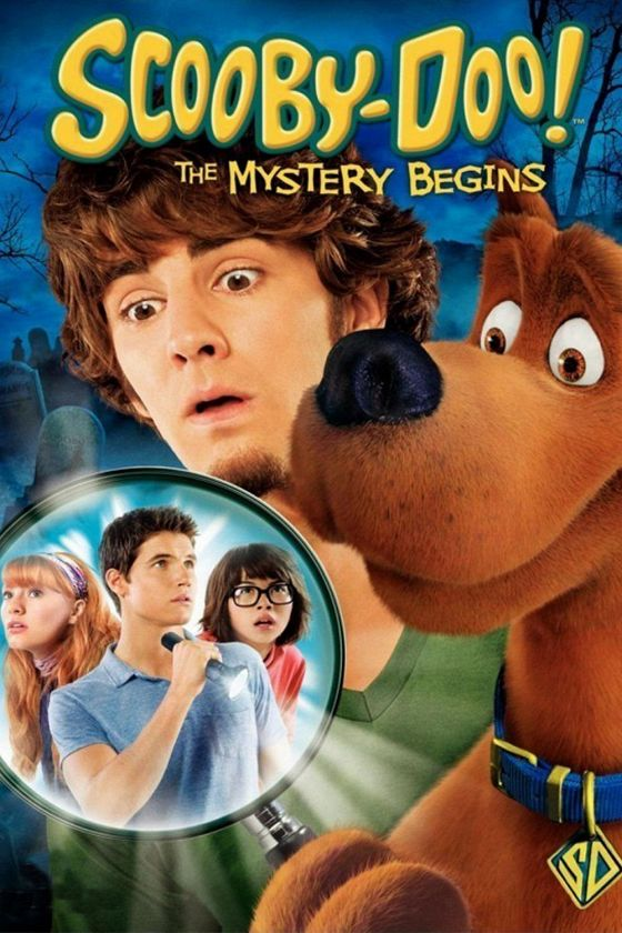 Скуби-Ду: Тайна начинается (Scooby-Doo! The Mystery Begins)