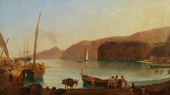 Итальянские каникулы: пейзаж из собрания Екатеринбургского музея изобразительных искусств