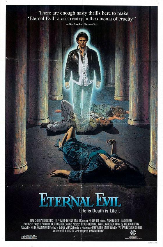 Вечное зло (The Blue Man)